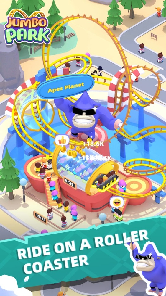 Jumbo Park Android Game Image 2
