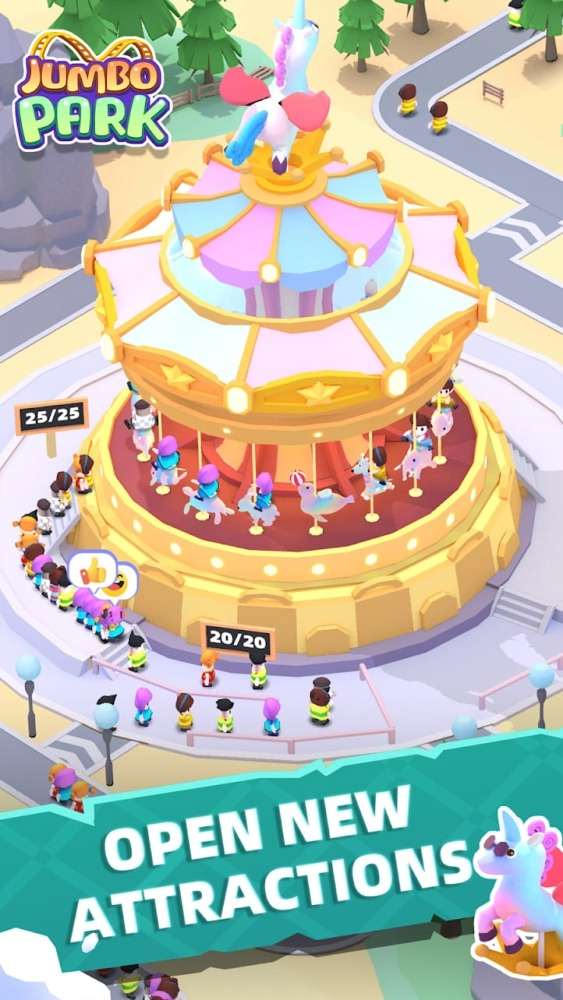 Jumbo Park Android Game Image 3