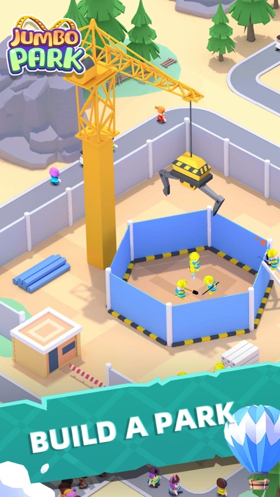 Jumbo Park Android Game Image 5