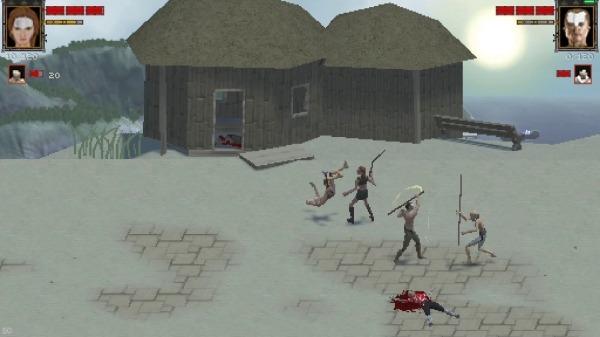 MannaRites - Fantasy Beat Em Up Android Game Image 1