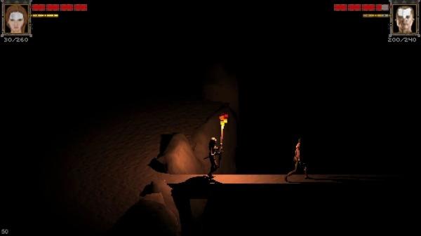 MannaRites - Fantasy Beat Em Up Android Game Image 2