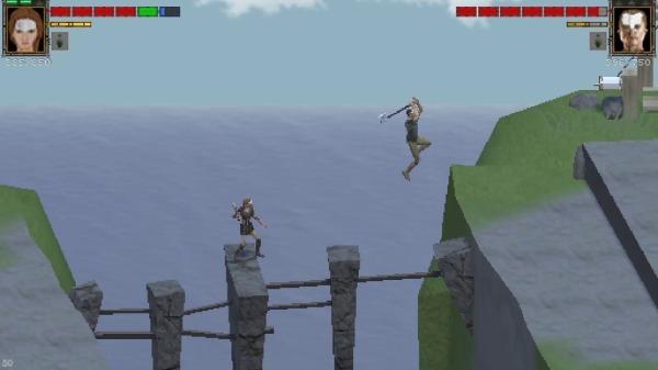 MannaRites - Fantasy Beat Em Up Android Game Image 3
