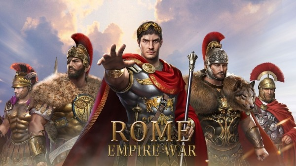 Rome Empire War: Strategy Games Android Game Image 1