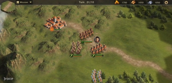 Rome Empire War: Strategy Games Android Game Image 2