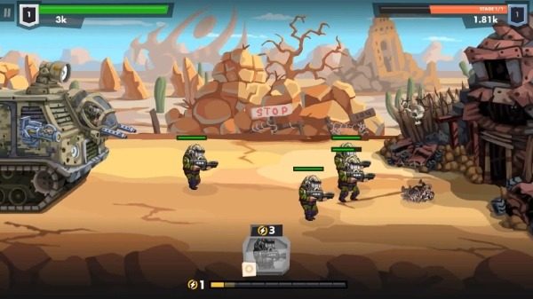 SURVPUNK - Epic War Strategy In Wasteland Android Game Image 1