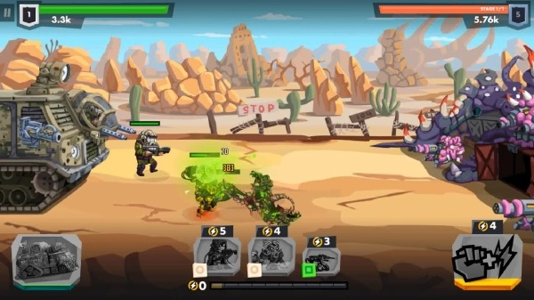 SURVPUNK - Epic War Strategy In Wasteland Android Game Image 2