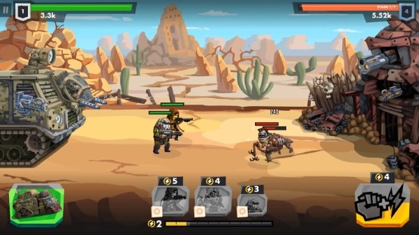 SURVPUNK - Epic War Strategy In Wasteland Android Game Image 4