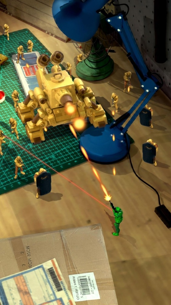 Toy Corps Android Game Image 2