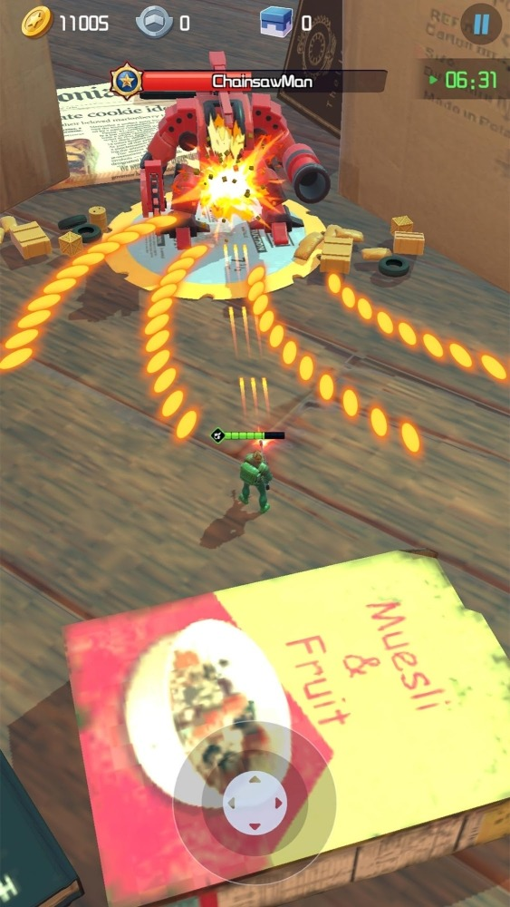 Toy Corps Android Game Image 3