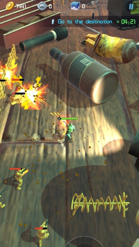 Toy Corps Android Game Image 4