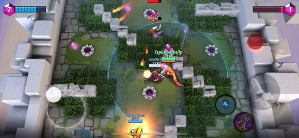 Vainglory All Stars Android Game Image 3