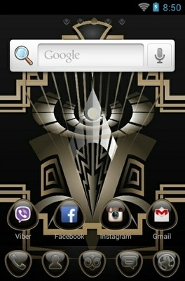 The Lighthouse Go Launcher Android Theme Image 2