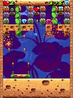 Wormnoid Java Game Image 2