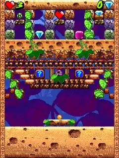 Wormnoid Java Game Image 3