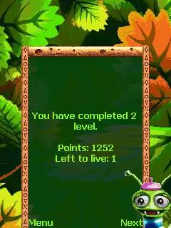 Wormnoid Java Game Image 4
