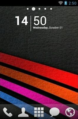 Zapp Go Launcher Android Theme Image 1
