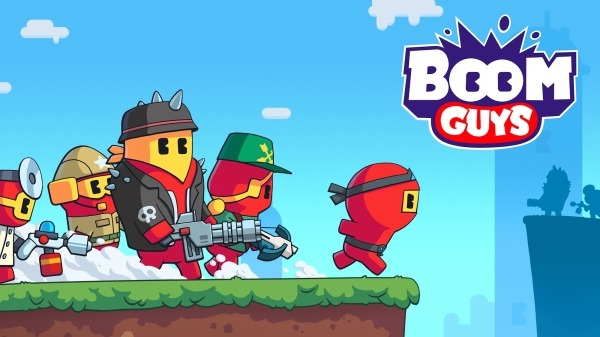 BOOM GUYS Top Online PVP Brawl Android Game Image 1