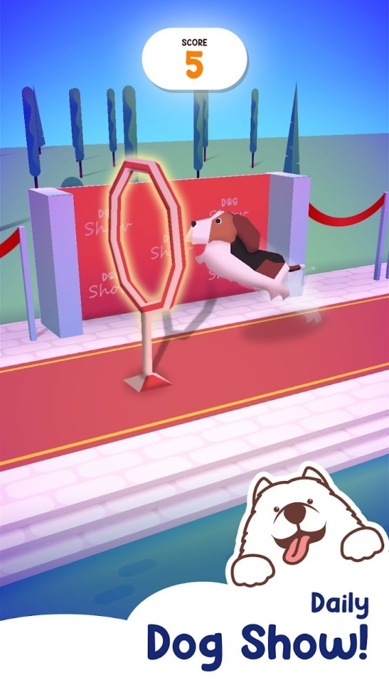 Dog Hotel Tycoon Android Game Image 4