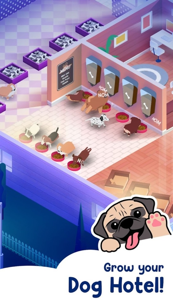 Dog Hotel Tycoon Android Game Image 5