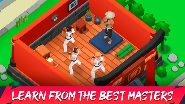 Dojo Fight Club - PvP Battle Android Game Image 1