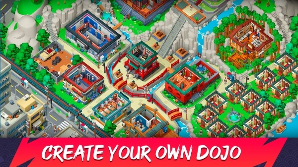Dojo Fight Club - PvP Battle Android Game Image 2