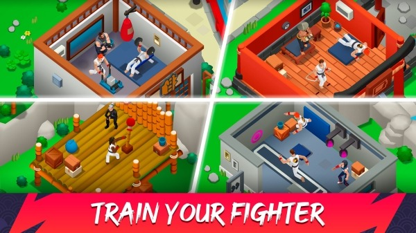 Dojo Fight Club - PvP Battle Android Game Image 3