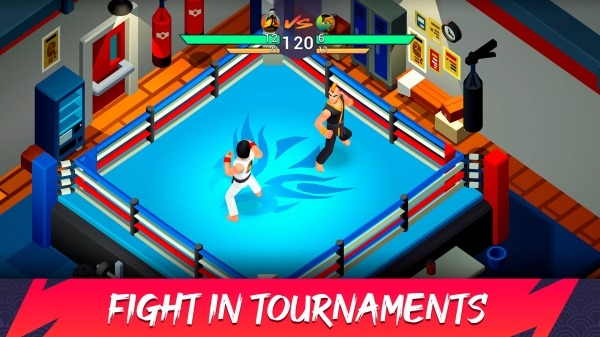 Dojo Fight Club - PvP Battle Android Game Image 5