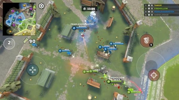 Grand Wars: Mafia City Android Game Image 3