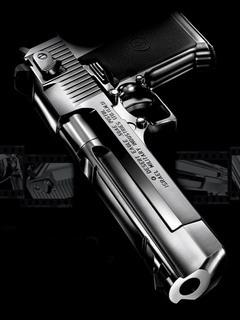 Gun  Mobile Phone Wallpaper