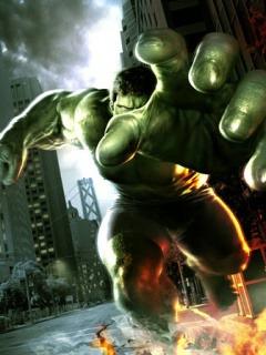 Hulk Mobile Phone Wallpaper