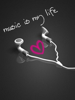 Download Free Mobile Phone Wallpaper Music Is My Life 964