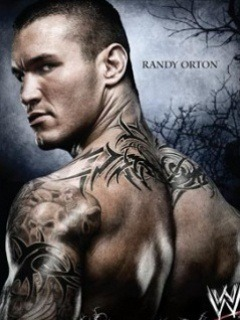 Randy Orton  Mobile Phone Wallpaper