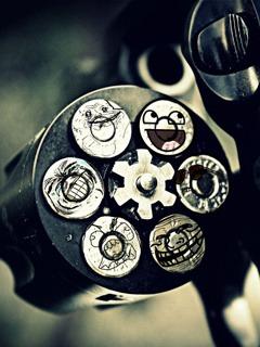 Smiley Bullets