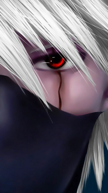 Download Free Mobile Phone Wallpaper Kakashi Sharingan