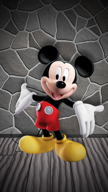 Download free mobile phone wallpaper mickey mouse 1166 - Mickey mouse phone wallpaper ...