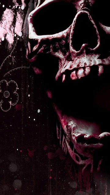 File Title Skull Wallpaper Type Mobile Phone Categories Designs Resolution 360 X 640 Pixels Size 20 KB Posted On 17 Mar