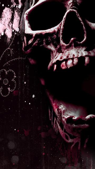 Download Free Mobile Phone Wallpaper Skull