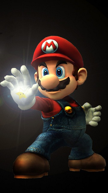 Download Free Mobile Phone Wallpaper Super Mario - 1289