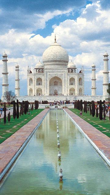 Download Free Mobile Phone Wallpaper Taj Mahal 1306
