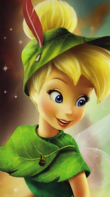 Download Free Mobile Phone Wallpaper Tinkerbell 1163