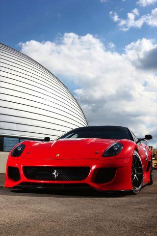 Download Free Mobile Phone Wallpaper Ferrari 407