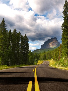 Road  Mobile Phone Wallpaper