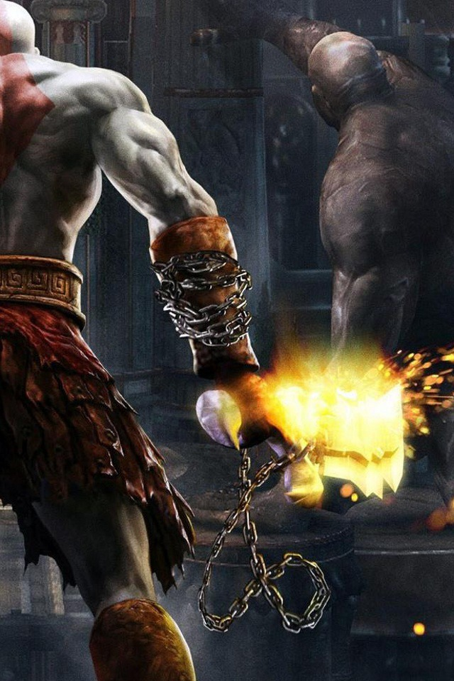 File Title God Of War Type Mobile Phone Wallpaper Categories Games Resolution 640 X 960 Pixels Size 12 KB Posted On Apr 2011 Download
