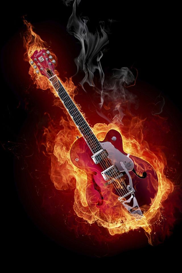 Hot Guitar