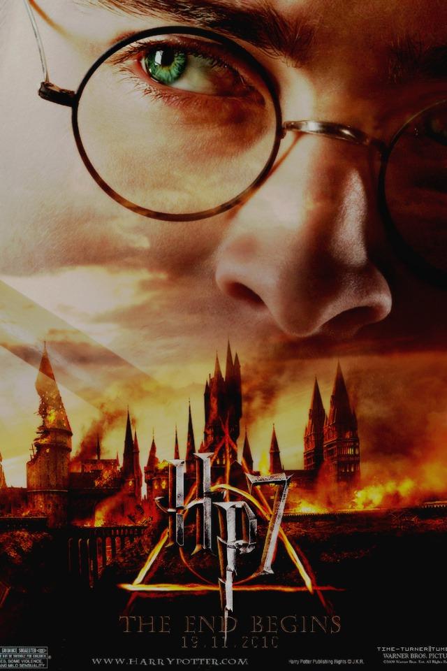 Harry Potter Mobile Wallpaper