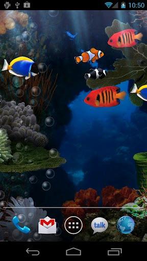 Download Free Aquarium Android Mobile Phone Wallpaper