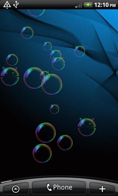 Download Free Bubble Pro Android Mobile Phone Wallpaper