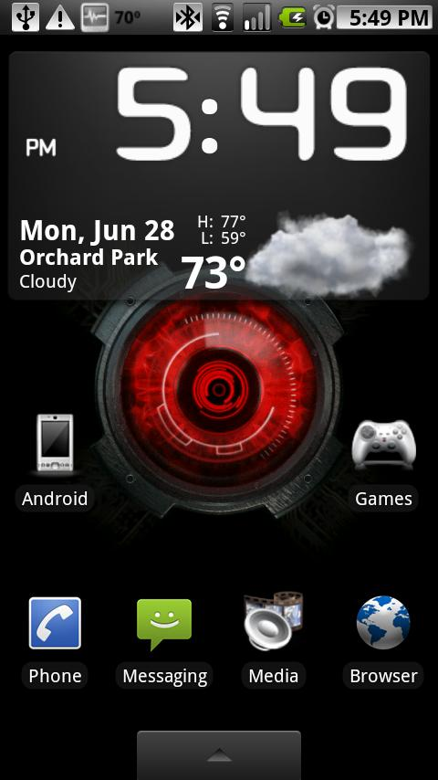 Download Free Android Wallpaper Droid X Eye 2186 Mobilesmspk Net