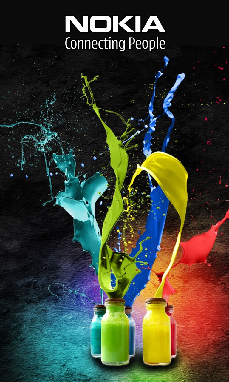 Colorful Nokia