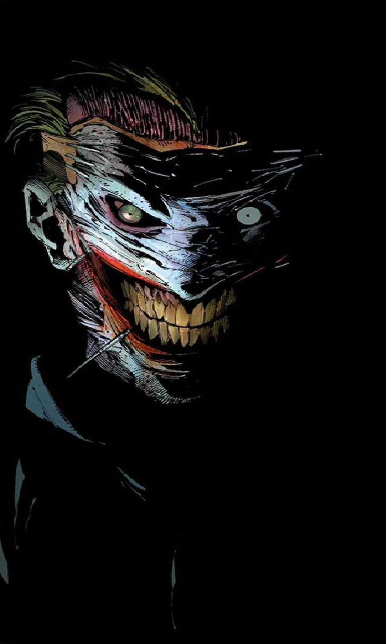 Joker  Mobile Phone Wallpaper